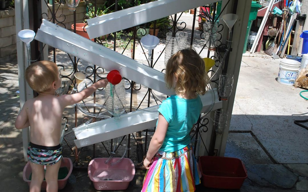 Gutter DIY's For The Kids