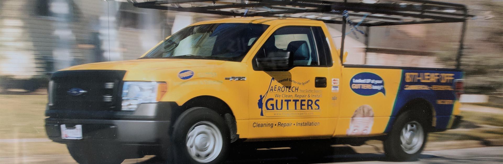 Aerotech Washington Dc Gutter Experts Gutter Siding Windows