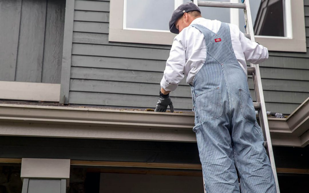 Gutter Cleaning Professionals: Better than a DIY Approach